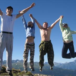 Активный отдых набирает обороты и становится наиболее популярным