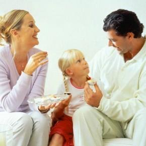 Ребёнок – это праздник, который пока с тобой?