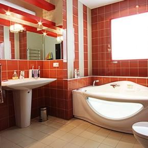 Как изменить интерьер ванной комнаты