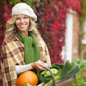 Чем разнообразить диету осенью