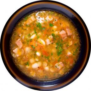 Суп помогает похудеть