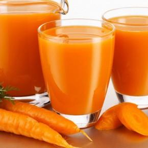 Морковный сок: за и против