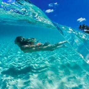Плаванье: укрепляем свое здоровье!