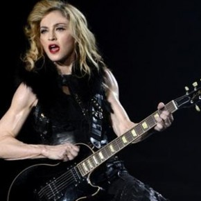 Мадонна боится, что у нее украдут ДНК