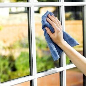 Сделай 6 шагов к чистым окнам