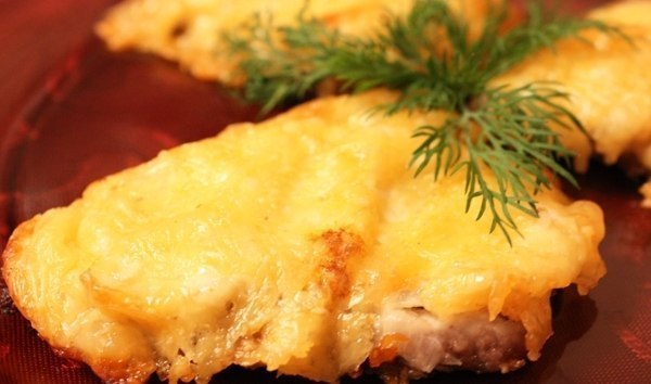 Рецепты мясо запеченное с сыром