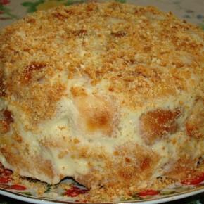 Торт «Аля-Наполеон»