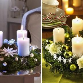 В преддверии Нового года. Идеи декора праздничного стола.