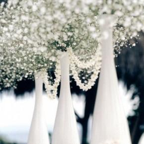 Зал для зимней свадьбы