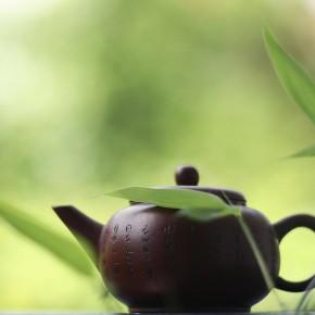 Зеленый чай и радиоактивные элементы