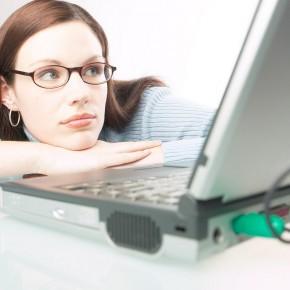 Зрительный компьютерный синдром (астенопия). Профилактика.