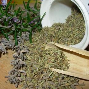Травяные чаи для профилактики, с противомикробным действием