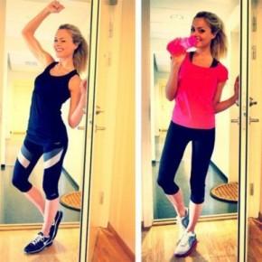 Упражнения, которые избавят от живота и боков