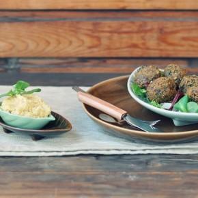 Фалафели и хумус