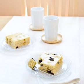 Финский творожный пирог