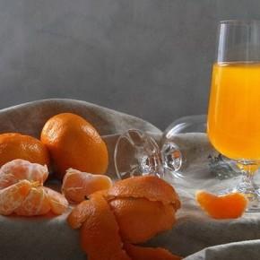 Чудесный мандариновый сок