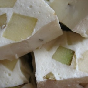 Творожно-фруктовое суфле