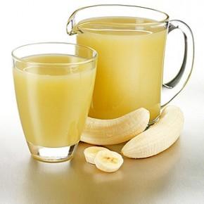 Банановый сок: польза экзотики