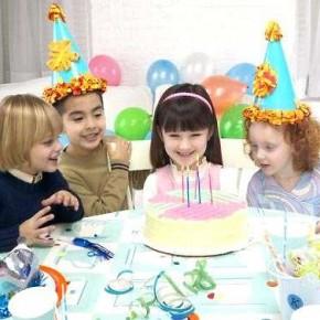 Сценарии детских дней рождения