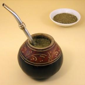 Вы не забыли о чае матэ?