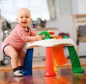 Какие предметы могут быть опасны для младенца?