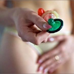 Что делать, если презерватив остался внутри?