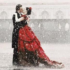 Романтика, несмотря на непогоду