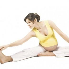 Гимнастика для беременных. Укрепляем брюшной пресс