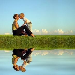 Девять способов стать лучшим другом для ребенка