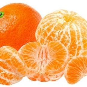 Используем кожуру и листья мандарина в лечебных целях