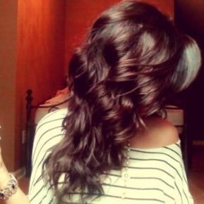 От сечения волос