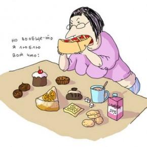 Почему диеты помогают лишь на время?