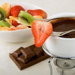 С чем хорошо сочетается шоколад?