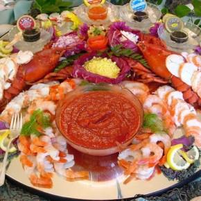 ТОП-6 самых полезных морепродуктов