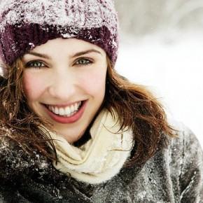Уход за кожей тела в холодное время года