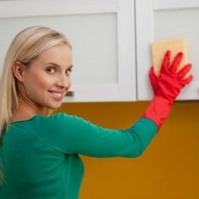Фитнес-уборка дома