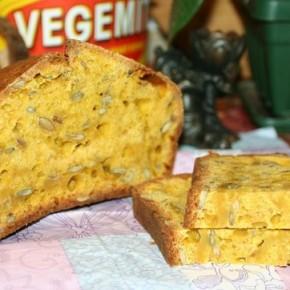 Хлеб «Тыквенный по-американски»