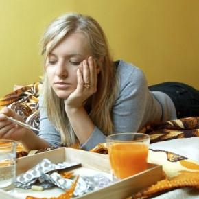 4 обязательных продукта для употребления при простуде
