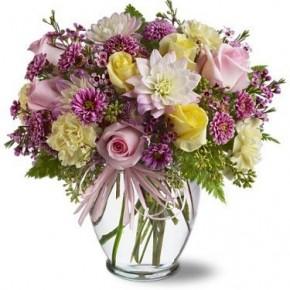 Как сохранить букет цветов?