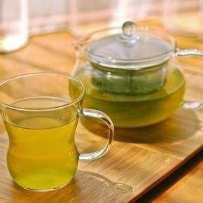 Имбирный чай с соком