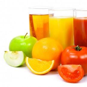 Полезности натурального сока