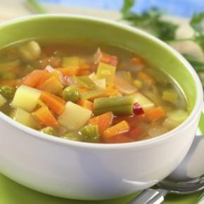 Супы для похудения