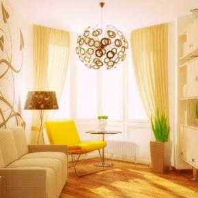 ТОП-7 способов сделать маленькую комнату уютной