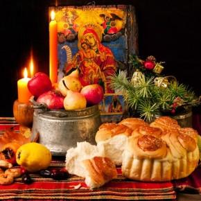 12 традиционных блюд к Святому вечеру