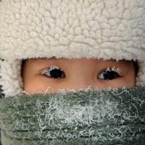 Как одеть ребенка, чтобы он не простыл. Температурная схема