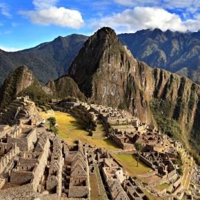 Мачу-Пикчу – город в небесах