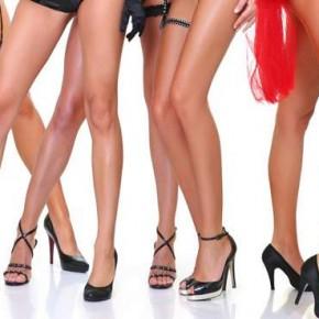 Пять хитростей, которые визуально удлинят ноги