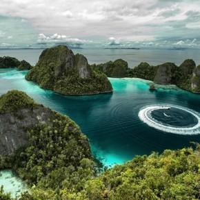 Острова Раджа Ампат, Индонезия