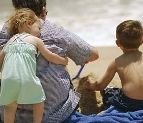 7 признаков, что ваш муж - хороший отец