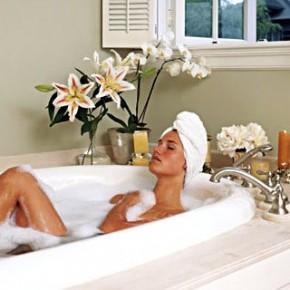 Как правильно принимать ванну без ущерба для кожи